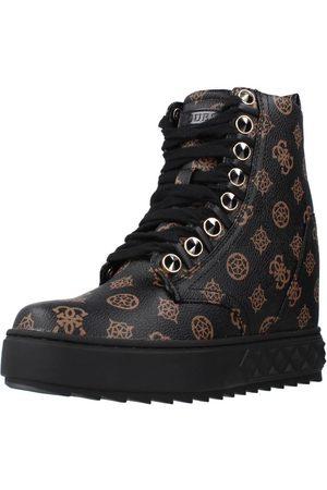 Guess Zapatillas altas FL8FYR para mujer
