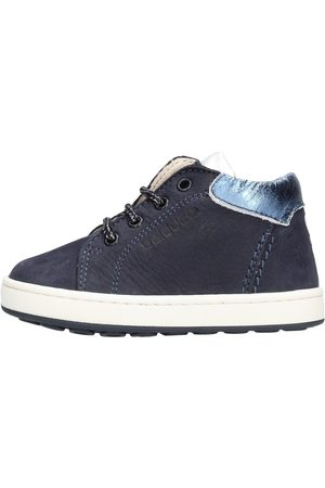 Balducci Zapatillas altas - Polacchino blu CITA 4304 para niña