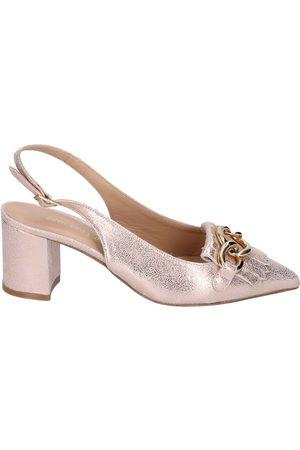 Broccoli Zapatos de tacón De salón Gamuza para mujer
