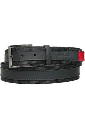 Nero Giardini Cinturón NG-UC-I051510U-blk para hombre