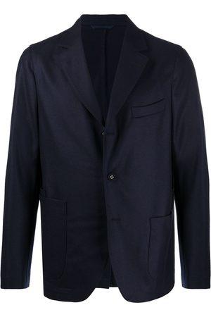 OFFICINE GENERALE Straight-cut jacket