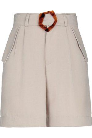 WEILI ZHENG Mujer Pantalones cortos - Shorts