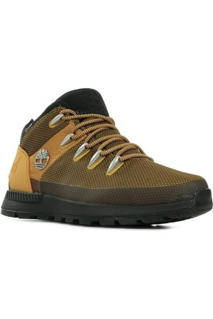 Timberland Zapatillas de senderismo Sprint Trekker WP Mid Boot para hombre