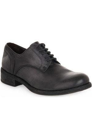 Felmini Zapatos Hombre NERO LAVADO para hombre