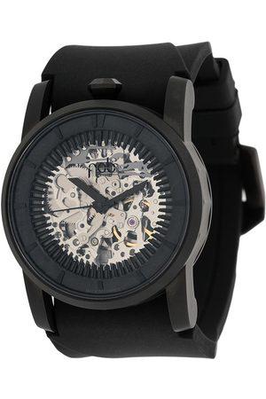 FOB PARIS Reloj R413 Matte Black de 41.3mm