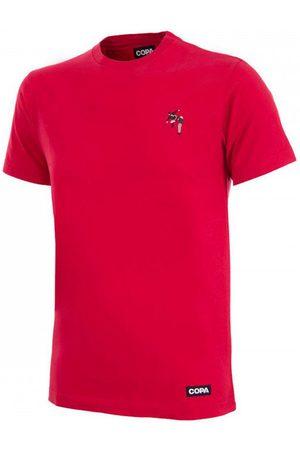 Copa Camiseta Kung Fu embroidery T-Shirt para mujer