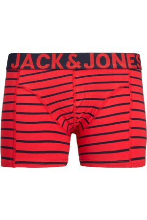 Jack & Jones Boxer 12176602 JACSMALL YD TRUNKS NOOS FIERY RED para hombre