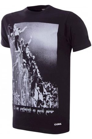 Copa Mujer Manga corta - Camiseta Barra Brava T-Shirt para mujer