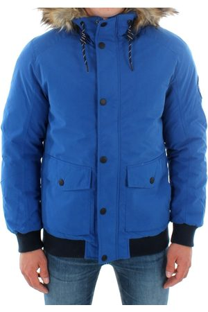 Jack & Jones Parka 12174397 JJSKY BOMBER JACKET SURF THE WEB para hombre