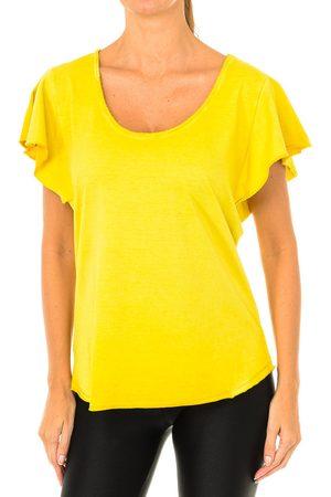 Desigual Blusa Camiseta mujer de manga corta para mujer