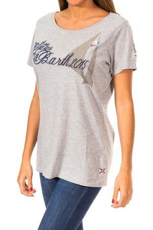 Gaastra Camiseta Camiseta manga corta para mujer