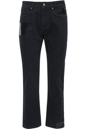 McQ | Hombre Jeans Slim Fit ##foam## De Denim De Algodón 33