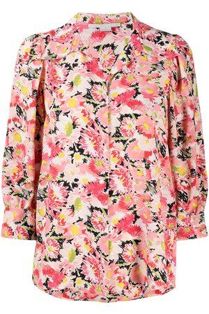 Stella McCartney Camisa con estampado floral