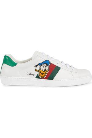 Gucci Hombre Zapatillas deportivas - Zapatillas Ace de x Disney Donald Duck