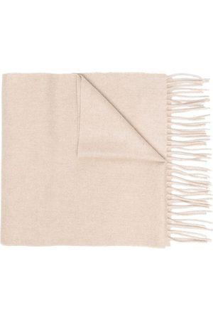 DELL'OGLIO Hombre Bufandas y Pañuelos - Fringe edge scarf