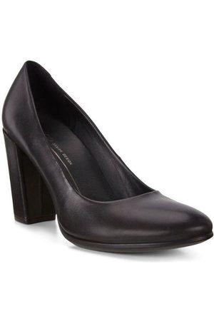 Ecco Zapatos de tacón Shape 75 Block Tacones altos para mujer