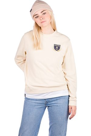 Empyre Mujer Jerséis y suéteres - Evelyn Crewneck Sweater blanco