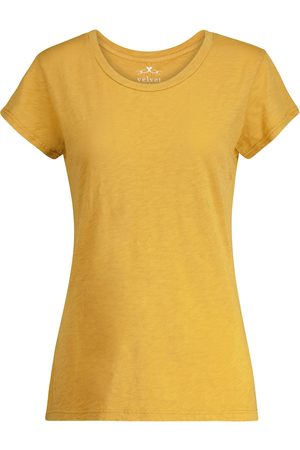 Velvet Camiseta Odelia de algodón