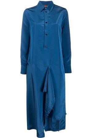 Colville Vestido camisero de manga larga