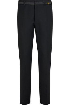 Fendi Hombre Pantalones de vestir - Pantalones de vestir slim