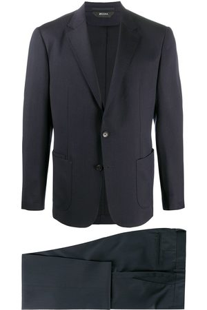 Z Zegna Single-breasted two piece suit
