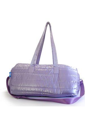 Nuvola. Bolsa de viaje Duffle Bag Apolo Puffer Style. para mujer