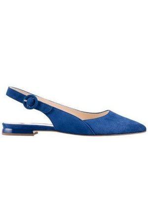 Högl Sandalias Tacones bajos azules alegres para mujer