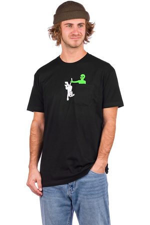 Rip N Dip Hung Up Pocket T-Shirt