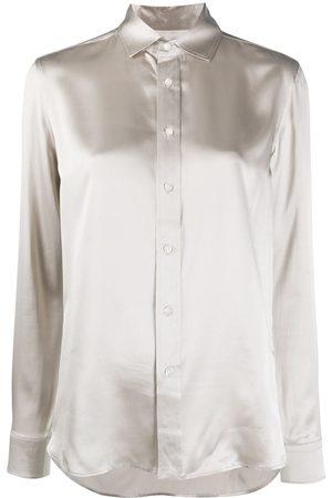 Polo Ralph Lauren Camisa de satén