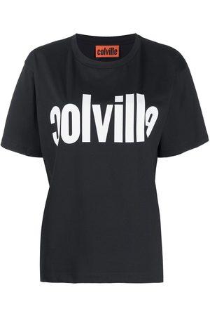 Colville Camiseta con logo estampado