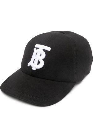Burberry Gorra con logo bordado