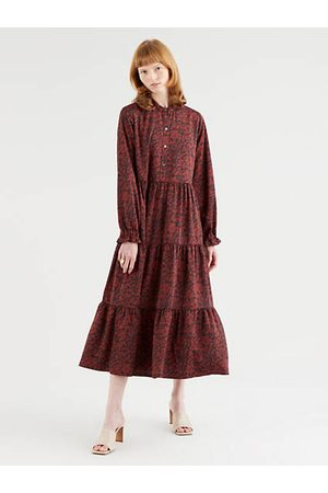 Levi's Marion Dress / Night Garden Caviar