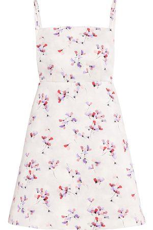 Prada Mujer Estampados - Vestido con estampado floral