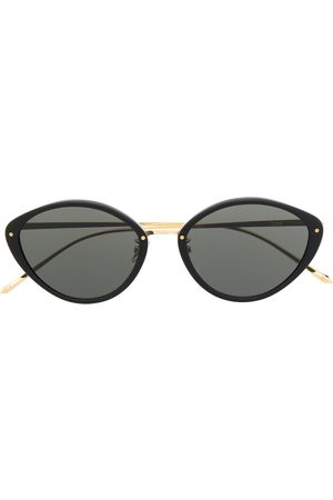 Linda Farrow Gafas de sol cat eye