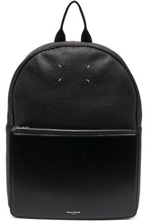 Maison Margiela Signature four-stitch logo backpack