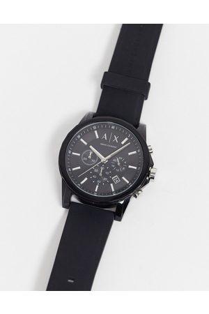 Armani Reloj de silicona AX1326 Outerbanks de
