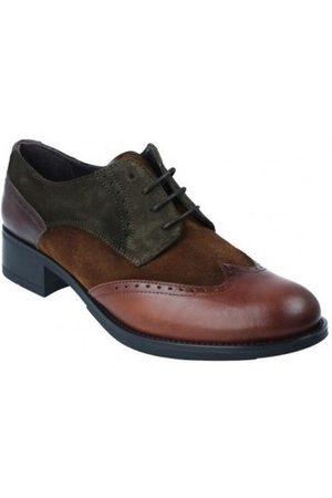 Luis gonzalo Zapatos Bajos 4743M Zapatos con Cordones de Mujer para mujer
