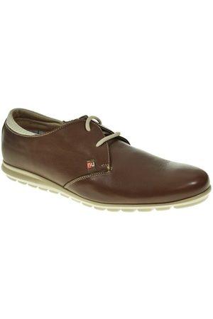 Baerchi Zapatos Hombre CORDON/BLUCHER MARRON para hombre