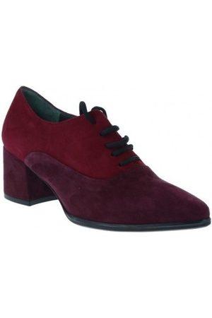Plumers Zapatos Mujer 4932 Zapatos con Cordones de Mujer para mujer