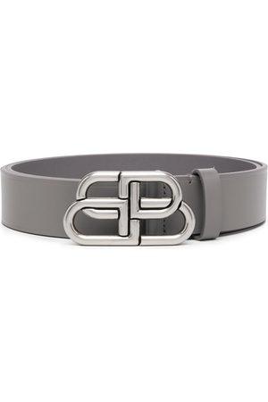 Balenciaga Cinturón con logo BB