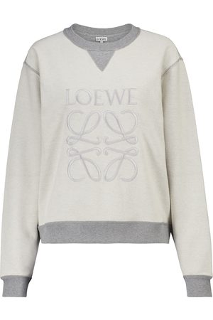 Loewe Sudadera Anagram de algodón con logo