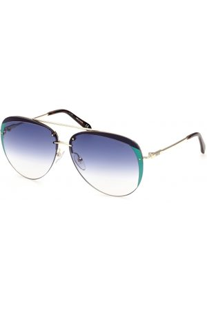 Emilio Pucci EP0154 92W Blue/Other
