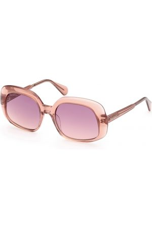 Max&Co. Mujer Gafas de sol - MO0018 45Z Shiny Light Brown