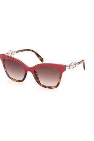 Emilio Pucci Mujer Gafas de sol - EP0158 56F Havana/Other