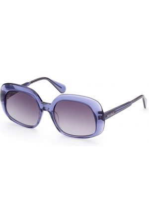 Max&Co. Mujer Gafas de sol - MO0018 90W Shiny Blue