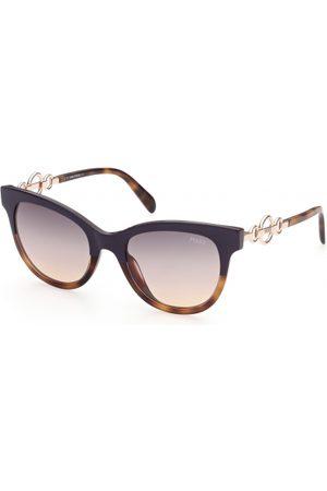 Emilio Pucci Mujer Gafas de sol - EP0157 56B Havana/Other