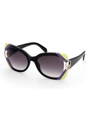 Emilio Pucci Mujer Gafas de sol - EP0160 05B Black/Other