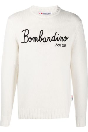 MC2 SAINT BARTH Jersey con bordado Bombardino