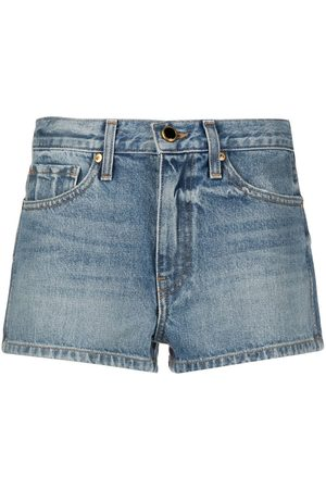 Khaite Pantalones vaqueros cortos Santa Cruz