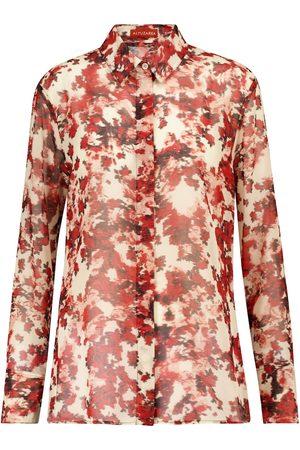 Altuzarra Camisa Chika floral